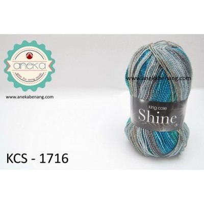 King Cole - Shine DK #1716 (Sea Breeze)