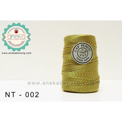 Benang Nylon Cap Peniti Twist / Nylon Yarn - 002