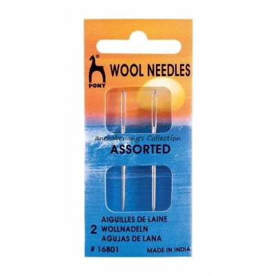 Pony Wool Needles